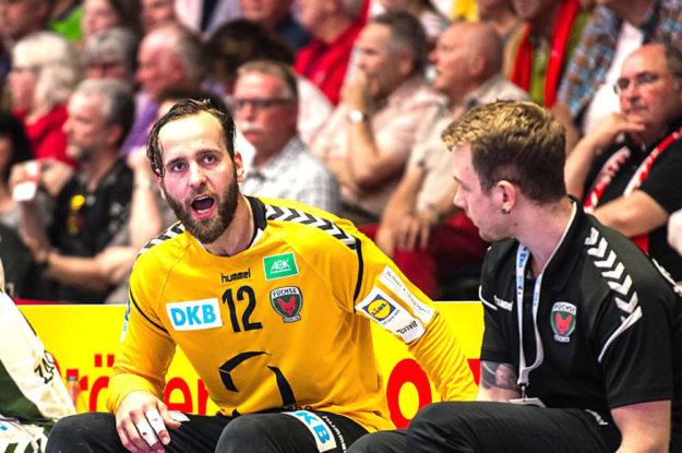 Der Transfercoup ist gelungen: Ab der Saison 2020/21 steht Silvio Heinevetter bei der MT Melsungen zwischen den Pfosten. Foto: Alibek Käsler.