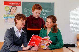 Der neue Studienkreis-Ratgeber enthält Übungen zur Konzentrationssteigerung. Foto: © Studienkreis
