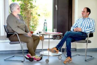 Psychotherapeutenverfahren: So nennt sich das therapeutische Angebot, das von Rüdiger Zimmer (psychologischer Psychotherapeut) an der Hephata-Klinik in Schwalmstadt-Treysa angeboten wird. Foto: Hephata