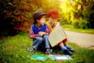 Lesen lernen soll Spaß machen, egal wo. Im Klassenzimmer will die Stiftung Kindergesundheit hiesigen Grundschulen unter die Arme greifen. Symbolfoto: Viktoria Borodinova   Pixabay