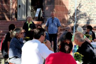 Stadt, Kirche und Diakonie laden jedermann zum Mittagessen ein. Foto: nh