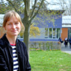 Prof. Dr. Tina Spies tritt die Nachfolge von Prof. Dr. Gert Strasser an der Evangelischen Hochschule Darmstadt. Foto: ehd