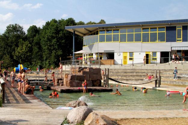 Aus personellen Gründen muss das Terrano-Naturbad vorübergehend schließen. Archivbild: Rainer Sander
