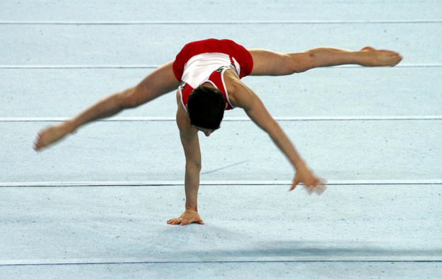 Turnen hält Leib und Seele fit. Ihre ersten Wettkämpfe auf Bundesebene lieferten die Fulda-Eder-Sportler an Sprung, Reck und Schwebebalken. Foto: nn | Pixabay