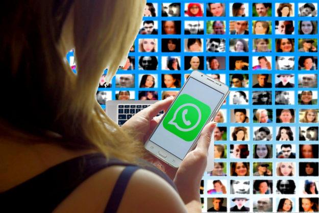 Die Verlockungen moderner Kommunikation fallen sehr unterschiedlich ins Gewicht.  Fotomontage: SEK-News