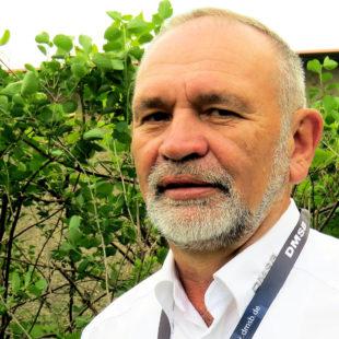 Helmut Eberhardt wurde zum Vorsitzenden des Fachausschuss' Rallye des DMSB gewählt. Foto: nh