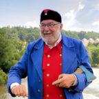 Jedermann-Stadtführung mir dem Bartenwetzer. Foto: Kultur- & Tourist-Information