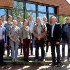 Lenkungsgruppe zum Interkommunalen Siedlungsmanagement Foto: Gemeinde Wabern