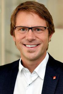 Michael Rudolph, Vorsitzender des DGB Hessen-Thüringen. Foto: DGB
