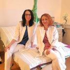 Miriam Schuchhardt und Dilek Özen kommen mit der Gesundheitsakademie nach Borken. Foto: nh