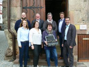 In der neuen Gemeinschaftskasse sind die Kommunen Homberg (Efze), Frielendorf undn Schwarzenborn vereint. Foto: Uwe Dittmer