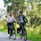 Am Radspaßtag zu Himmelfahrt locken Gilsa und Schrecksbach mit klasse Etappen. Foto: Rotkäppchenland
