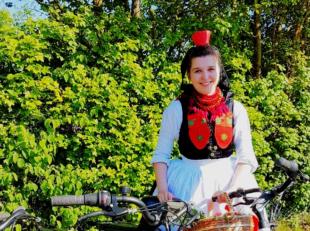 Auf zum Radspaß im Rotkäppchenland! Foto: nh