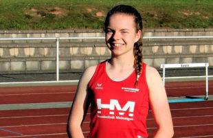 Vivian Groppe hofft auf zwei Medaillen in Gelnhausen. Foto: nh