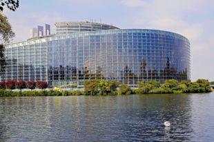 Das Europaparlament in Straßburg. Am 26. Mai 2019 sind die Bürger zur Wahl aufgerufen. Foto: Erich Westendarp | pixabay