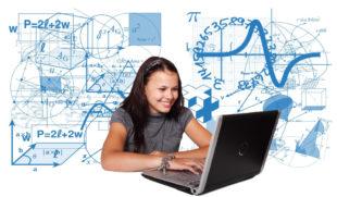 Mathematik sieht oft schlimmer aus als sie wirklich ist. Foto: Gerd Altmann   Pixabay