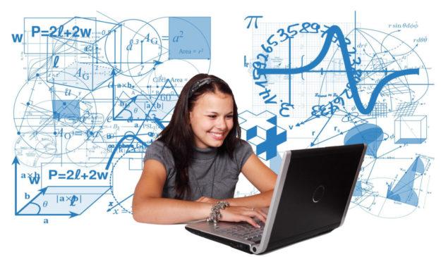 Mathematik sieht oft schlimmer aus als sie wirklich ist. Foto: Gerd Altmann | Pixabay