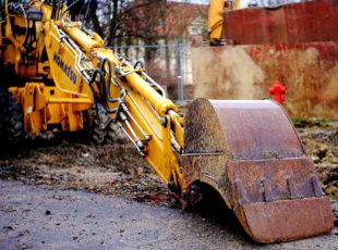 Die Bagger beginnen in Kürze mit dem Tiefbau. Symbolfoto: Pixabay