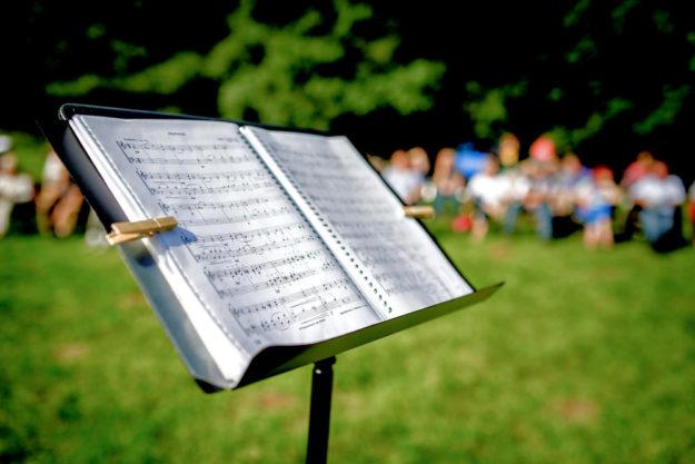 Der Kultursommer Nordhessen lädt zu Waldkonzerten der Musikakademie Louis Spohr. Foto: Heiko Meyer