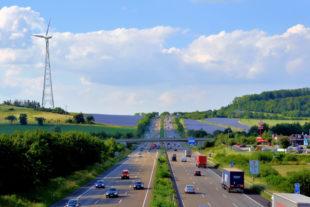 Die Anschlussstelle bei Malsfeld wird bis in den Spätherbst zu einem Nadelöhr der A 7. Foto: Schmidtkunz