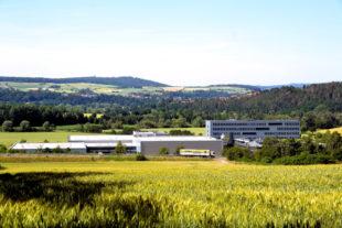 Im Werk W auf dem Gelände Buschberg werden Dialysemaschinen und modernste Spritzen- und Infusionspumpen hergestellt. Foto: Schmidtkunz