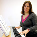 Hephata-Kantorin Dorothea Grebe. Foto: Hephata
