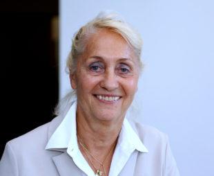 Die Vorsitzende des Handelsausschusses Heidi Hornschu-Baumbach Foto: Jörg Lantelme | IHK