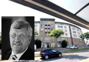 Die IHK im Haus der Wirtschaft trauert um Regierungspräsident Dr. Walter Lübcke. Foto: Schachtschneider   IHK   CDU