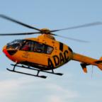 Christoph 28 im Dienst der ADAC Luftrettung. Foto: Schmidtkunz