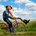 Raus aufs Rad und die Natur genießen. Am Schwalm-Radweg lockt demnächst das Backhausfest. Foto: Karen Warfel | Pixabay