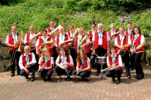Mit volkstümlicher Blasmusik und modernen Adaptionen konzertieren die Knüllwaldmusikanten Oberbeisheim in Melsungen. Foto: nh