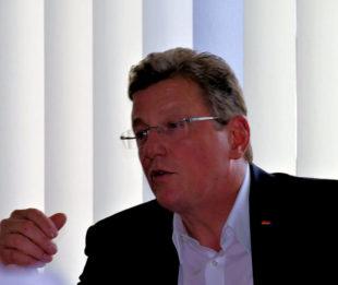 MdB Stefan Sauer ist im Ausschuss für die Digitale Agenda und in der Enquete-Kommission Künstliche Intelligenz. Foto: nh