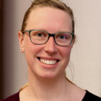 Sonja Müller, Koordinatorin für das Forum Asyl. Foto: Hephata