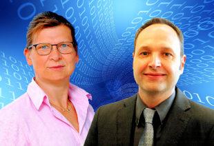 Birgitta Hoffmann und Thomas Fölsch sind bei der IHK die Spezialisten für E-Commerce. Fotomontage: SEK-News