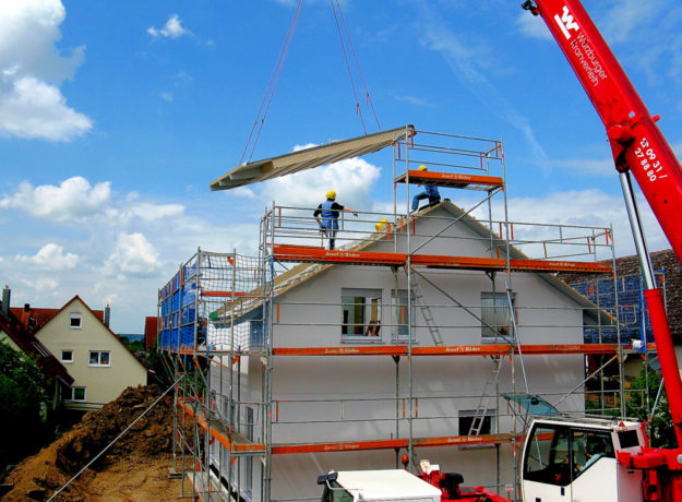 Der Eigenbedarf an behindertengerechtem Wohnraumbau wird durch das Land Hessen gefördert. Foto: Pixabay