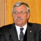 Dr. Walter Lübcke (1953 - 2019). Archivbild: nh
