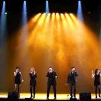 In der Konzertreihe des Kultursommers Nordhessen singt »Cap Pela« in der Melsunger Stadthalle. Foto: nh