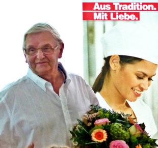 Abschied nach 40 Jahren: Bäckermeister Horst Brandt. Foto: Kreishandwerkerschaft Schwalm-Eder