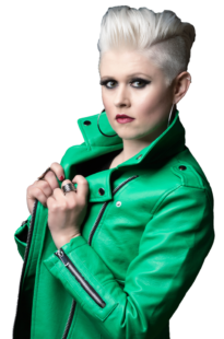 So nah am Original wie möglich und dann noch ein bisschen mehr – das ist die Philosophie der Band. Sängerin Vanessa Henning beweist mit ihrer außergewöhnlichen Stimmqualität, Ausstrahlung und Bühnenpräsenz, dass sie dem Original in nichts nachsteht und begeisterte seit 2010 als Frontfrau bei Europe's Best Pink Tribute Show »Just P!nk« das Publikum. Foto: Hephata