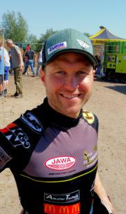 Ihn will die Konkurrenz schlagen: Weltmeister Martin Smolinski. Foto: Daniel Pfaff