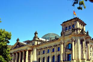 Reichstag in Berlin. Foto: Gerald Schmidtkunz