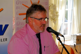 Ronald Berg, neuer Landesvorsitzender der Freie Wähler – FWG Hessen e.V. Foto: nh