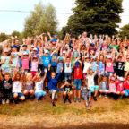 Die Kinderferienspiele der Gemeinde erfreuten sich mit 85 jungen Teilnehmerinnen und Teilnehmern eines enorm guten Zuspruchs. Foto: nh