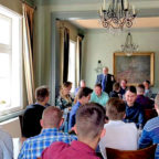 Der CDU-Bezirksverband Kurhessen-Waldeck begrüßt den neu gewählten JU-Bezirksvorsitzenden: Florian Stieglitz. Foto: nh