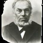 Konrad Planet, Hugenotte und Begründer der Knopfindustrie in Treysa Foto: Schwälmer Dorfmuseum Holzburg