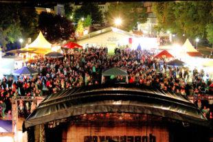 Das Konzept des Borkener Stadtparkfestes 2018 war ein voller Erfolg. Mehrere Tausend Besucher zählte das Fest. Daran wollen die Veranstalter beim Stadtparkfest 2019 wieder anknüpfen. Foto: no