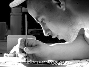 Künstlerische, kreative Arbeit findet über die Kulturwirtschaft ihre Wege zu einer angemessenen Vermarktung. Foto: David O'Grady | Pixabay