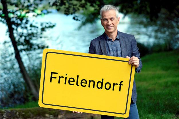Um 19.30 Uhr geht die »hessenschau« mit Moderator Andreas Hieke auf Sendung. Foto: hr