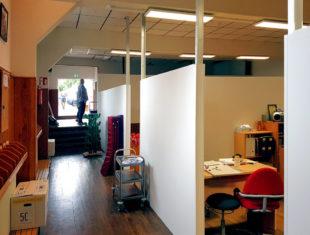 Der Kindergarten »Gasthaus Stock« hat dank der Hilfe Vieler Gestalt angenommen. Foto: nh