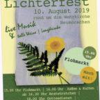 Die Dorfgemeinschaft Morschen-Neumorschen e.V. lädt zum Lichterfest am kommenden Samstag ein. Repro: nh